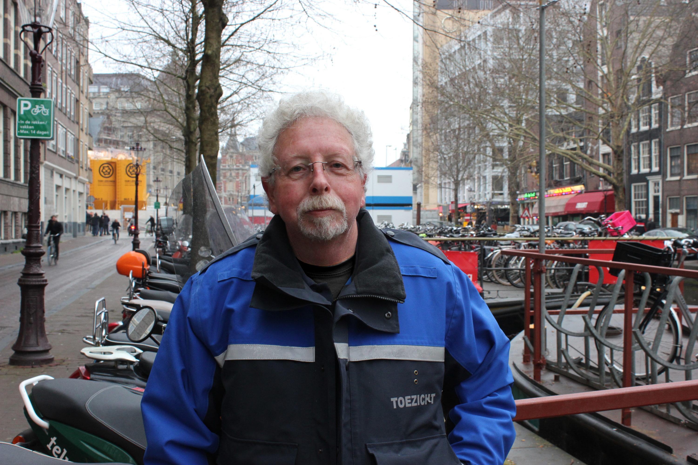 Ruud Hillebrand MB-ALL Amsterdam toezichthouder