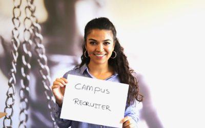 Investeren in de toekomst als Campus Recruiter